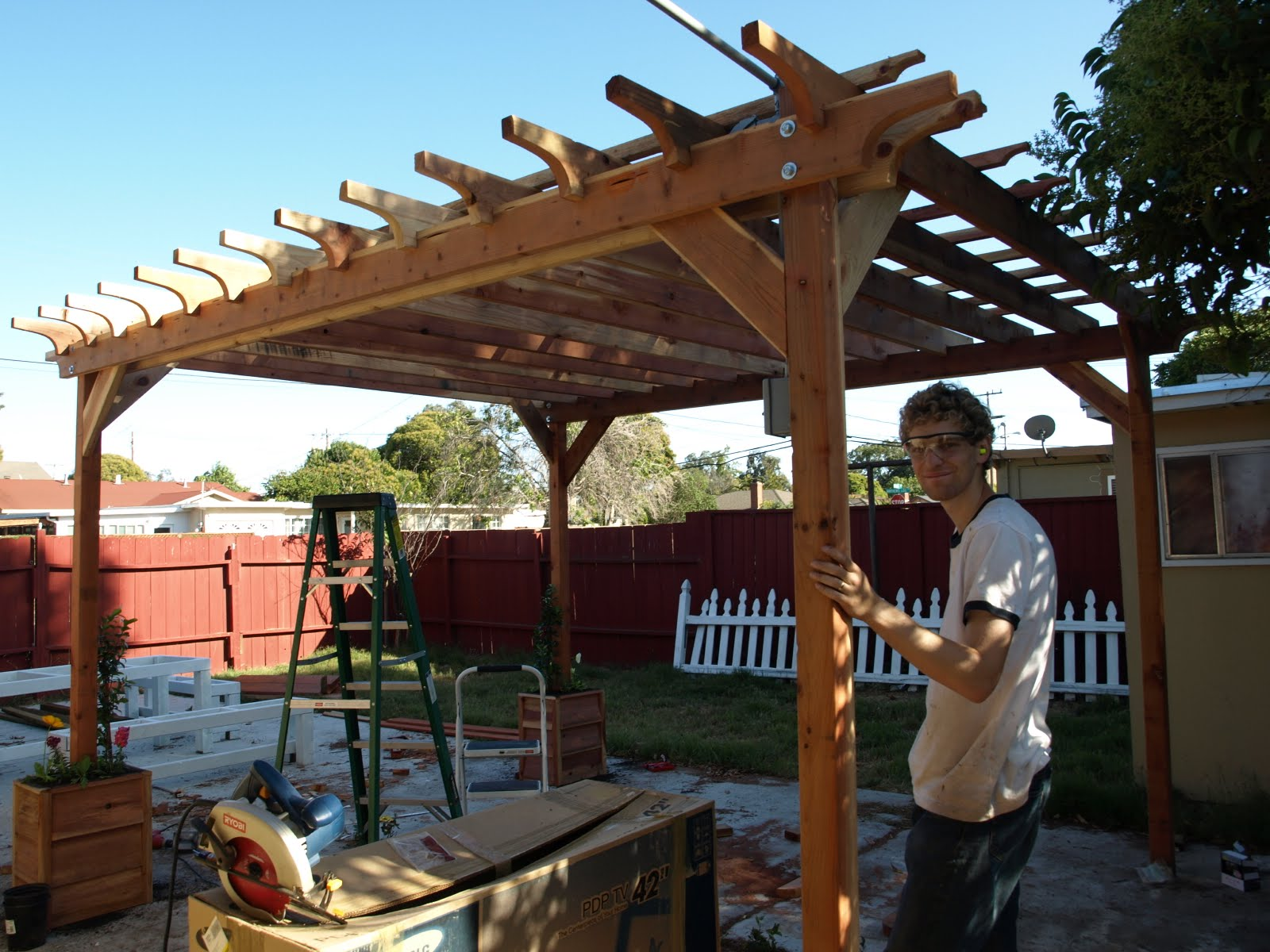 Pdf Plans Pergola Designs Home Depot Download Home